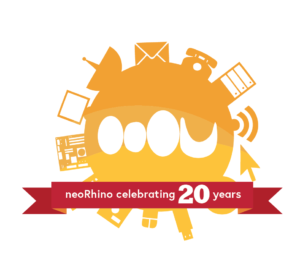 2018 will be a huge year for neorhino not only for our own goals but also in celebration of our 20th anniversary